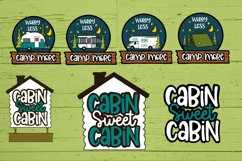 Roosell's Camping SVG Bundle Product Image 5