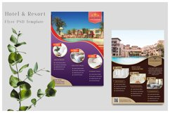 Hotel Flyer Templates Product Image 1