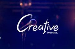 Dark Script Font Product Image 4