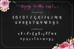 Forever Together - Romantic Font Duo Product Image 3