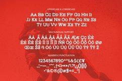 Web Font Brick Slab Font Product Image 5
