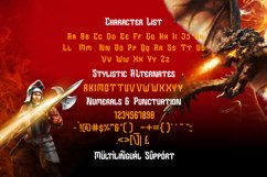 Mexicalo Game Font Product Image 4