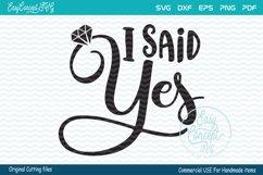 I Said Yes Product Image 1