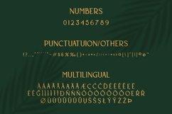 Lorina Stylist Typeface Product Image 6