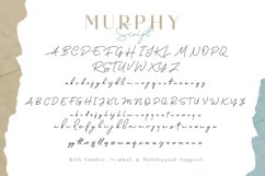 Murphy - Script & Sans BONUS Product Image 2