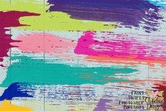 Paint Swipes Photoshop Brushes Product Image 2