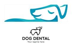Dog Dental - Animal Stock Logo Template for Pet Care Shop Product Image 3