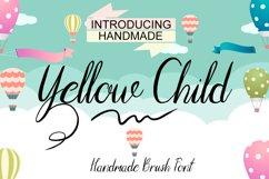 Yellow Child Product Image 1