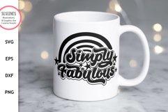 Retro Inspirational Bundle - Vintage Love & Kindness SVG Product Image 6