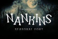 Nankins Font Product Image 1