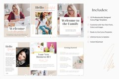 Client Welcome Kit Template for Canva Product Image 3