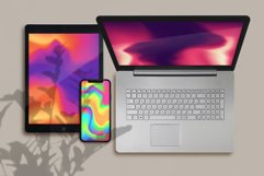 15 Colorful Gradient Background Set Product Image 3