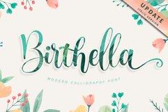 Birthella || Modern Calligraphy Product Image 1