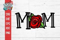 Mom Rose SVG Sublimation Product Image 2