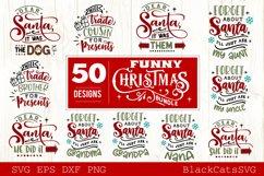 Funny Christmas SVG Bundle 50 designs Product Image 5