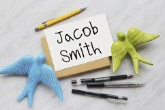Benjammin' - Kid's Handwritten Font Product Image 4