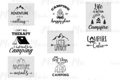 Camping SVG Bundle, Best Seller. Product Image 5
