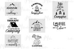 Camping SVG Bundle. Product Image 5