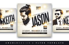 Guest DJ Flyer Product Image 1