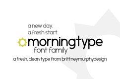 Morningtype Product Image 1