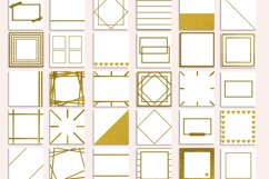 White and Gold Instagram Templates Product Image 2