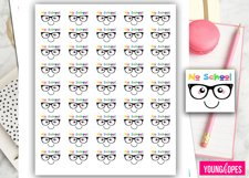 Kawaii Exam Planner Stickers Product Image 2