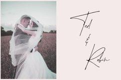 Juliette - Stylish Handwritten Signature Font Product Image 4