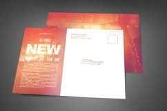 All Things New Church Postcard Product Image 2