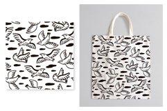 BIRDS illustration & patterns Product Image 5