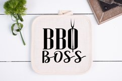 BBQ AND GRILL SVG FILES Product Image 3