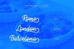 Brulee monoline font Product Image 3