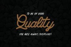 Quetty - Monoline & Handwrite Font Product Image 1