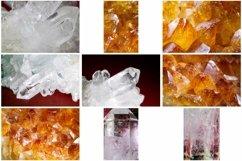 60 Photographs of Healing Amethyst Quartz Crystals Close Up Product Image 5