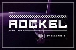 Rockel Display Font Product Image 1
