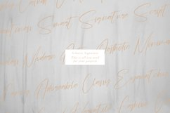 Schwitz Signature Sweet Casual Script Font Product Image 4
