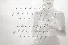 Web Font White Wedding Product Image 3