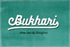 Bukhari Script Product Image 1
