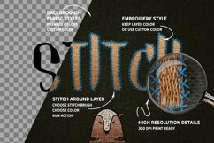 Ps STITCH: Brushes, Actions, Styles Product Image 2