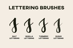 SUGAR & SPICE LETTERING SET FOR PROCREATE Product Image 6