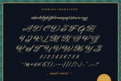 Gibrael   Font Product Image 3