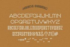 Traveler v.2 typeface Product Image 4