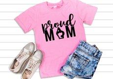 HUGE Proud Mom SVG Cut File Bundle Product Image 5