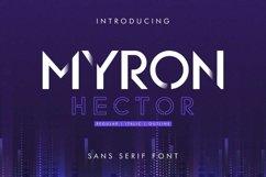Myron Hector Product Image 1