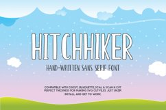 Hitchhiker Font Product Image 4