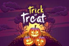 Grim Reaper - Creepy Halloween Font Product Image 3