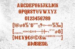 Riptone - Display font Product Image 6