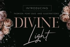 Divine Light Font Duo and extras Product Image 1
