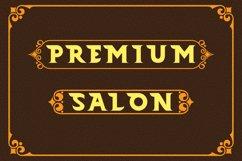 Barong Font and Bonus // Web Font Product Image 5