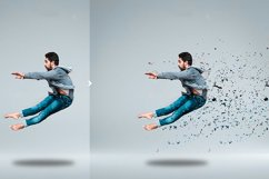 Broken Dispersion Photoshop Action Product Image 2