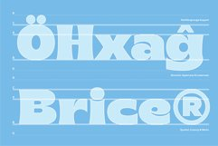 Brice Font Family Product Image 4